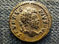 Római Birodalom Septimius Severus ezüst Dénár SEVERVS PIVS AVG PART MAX PM TR P X COS (id48375)