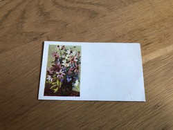Névnapi Üdvözlő kártya képeslap