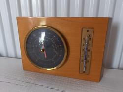 Retro NDK barometer_'60-'70-es évek_magyar feliratozással!