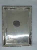 13 latos antik ezüst bécsi tálca