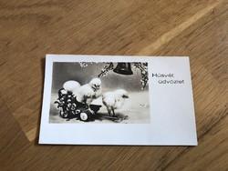 Húsvéti Üdvözlő kártya képeslap