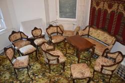 Barokk ülőgarnitúra