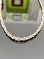 Ragyogó ezüst nyaklánc