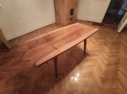 Tatra Nábytok dohányzóasztal / COFFEE TABLE (1960)