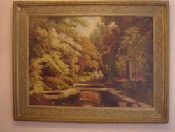 Gyönyörű tájkép 135 x 100