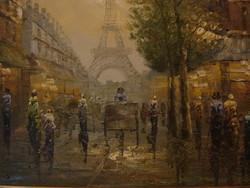Párizsi forgatag