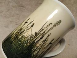 Nyári pázsit - hófehér, porcelán csésze