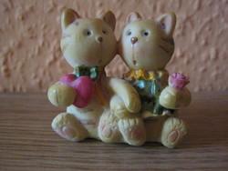 Mini cica macska pár