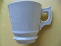 Antik bieder Elbogen csésze