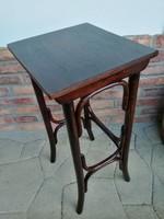 Thonet virágtartó,posztamens,asztal,asztalka,lerakó