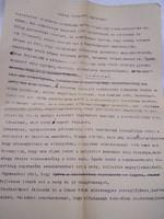 Kecskeméti Katona József Színház szaksz. karácsonyi levele 1953  Fenyőfaünnep..   Hiányos, csak 1. o