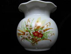 Kis virágos, kalászos Taiwan váza