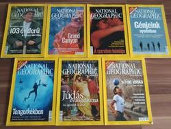 20 db National Geographic Magazin egyben