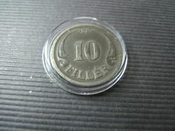 10 fillér 1941