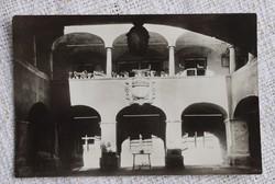 Régi képeslap Sopron volt Eggenberg ház