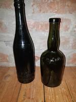 Réth-chinavasbor, Dreher-Haggenmacher üvegek / az ár 1 db-ra vonatkozik