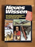 Neues Wissen - Unsere Welt heute 1978 - ( Új ismeretek - Mai világunk ) - német nyelvű könyv