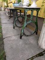 Antik vasasztal