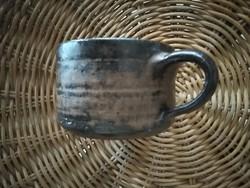 Lávaköves hangulatú, kávés /teás csésze