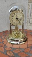 400 napos óra, éves jàrat, üveg búràs óra, működik! Elgin màrkàjú