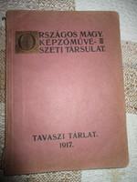 Téli kiállítás 1912-13 / Tavaszi Tárlat 1917