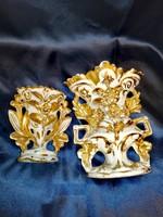 Altwien antique vase couple