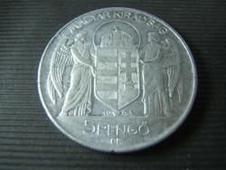 5 pengő 1943