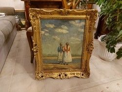 Nyilasy Sándor gyönyörű festménye!
