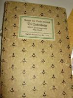 Anette von Droste-Hülshoff: Die Judenbuche német nyelvű, gót betűs