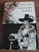 Rónaszegi Miklós: A királynő kalóza, 1983