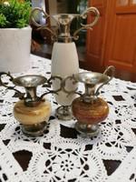 Ónix váza 3 db