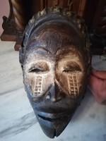 Antik Afrikai Maszk