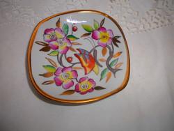 Drasche kézzel festett  gyűrű tálka