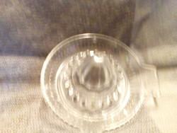 Üveg citromfacsaró