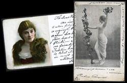 Hölgyek 1903-ból