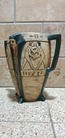 Amphora Austria Világbajnoksági jutalom váza birkózás