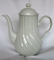 Bavaria porcelán teás, kávés kanna, jelzett 25,5  cm magas.