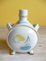 Drasche Balaton retró porcelán kulacs