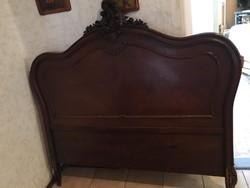 Barokk ágykeret