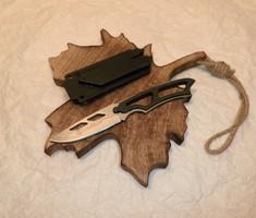 Smith & Wesson nyakkés, taktikai kés. Gyűjteményből.