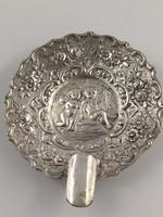 Díszes puttós ezüst,bevizsgált, garanciával !