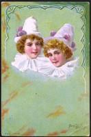 Jelmez lap 1900-ból