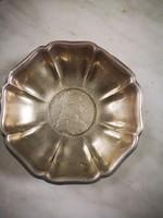 MÁRIA TERÉZIA ezüst érme tál alexander sturm bécs