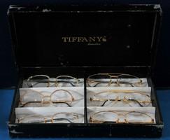 Tiffany designer szemüvegkeretek, eredeti tokban