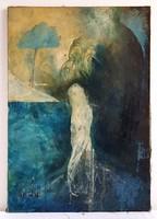 Gyémánt László (1935 - ) - Víz születése 1967.