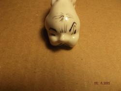 """""""Drasche"""" --- Kőbányai porcelángyár humoros nyuszi."""