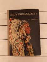 James Fenimore Cooper: Nagy indiánkönyv_1965