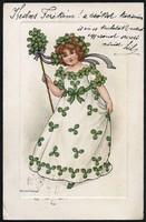 FLORENCE HARDY (Nr. 273) képeslap