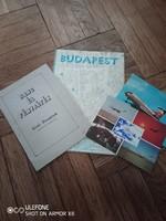 Három MALÉV és egy Interflug kiadvány