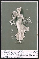 Hölgy lap 1903-ból